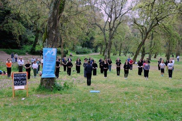 Gli esercizi taoisti per il TaiChiDay del 2015