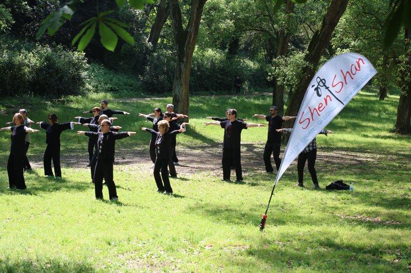 Esercizi di qi gong